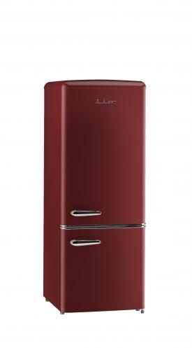 Compact Retro Styled Refrigerator