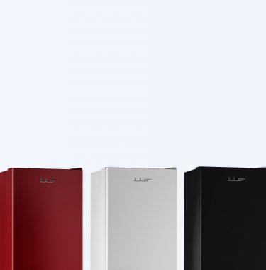 iio retro mod refrigerator series