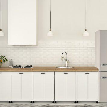 iio RM1 ALBR1372 Left Hinge Kitchen Apartment